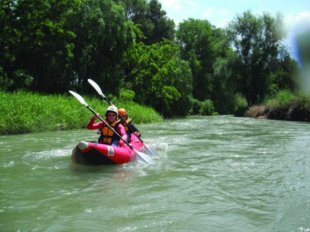 Kayaking Valencia 2 Somos Aventura