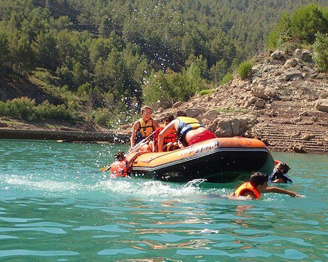 multiaventura-montanejos-rafting