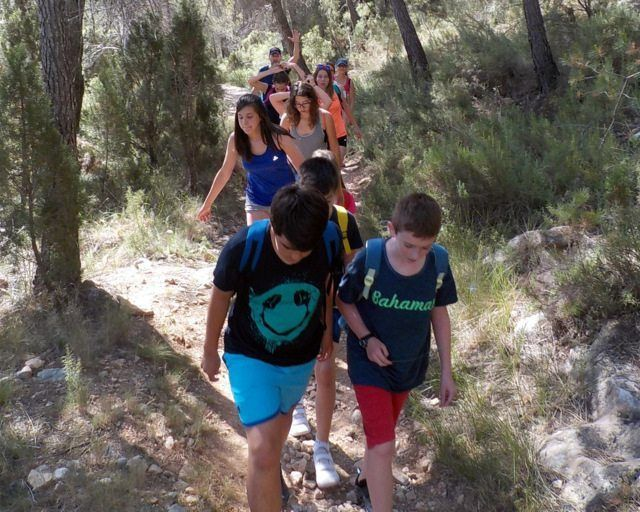 Trekking excursiones escolares