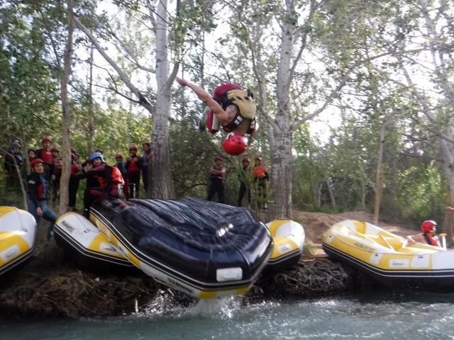 rafting-valencia
