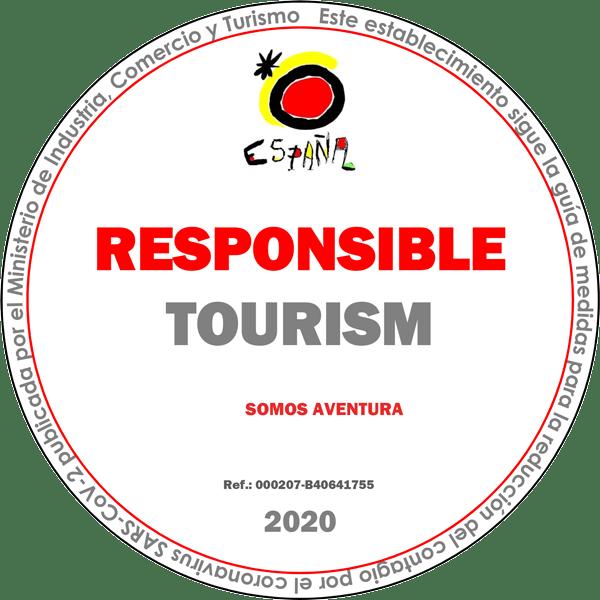 Turismo Seguro Somos Aventura