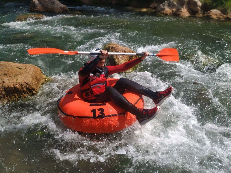 Mono-Rafting Somos Aventura